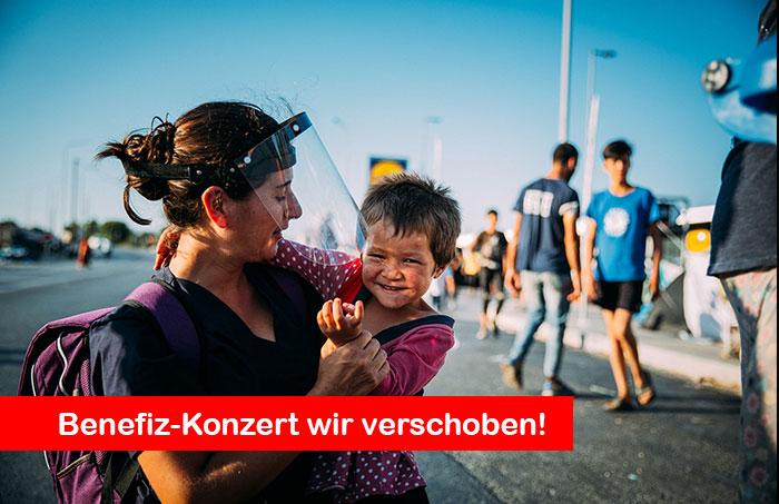 WIR-MACHEN-MIT Hilfe für geflüchtete Menschen auf Lesbos